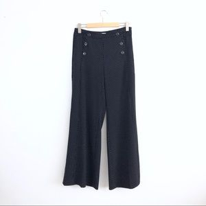 Anthropologie Elevenses Kingsland Wide Leg Trouser